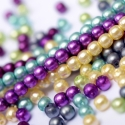 MAY SALE - Glass Pearls - 25% OFF