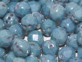 RounTrio® Faceted Beads